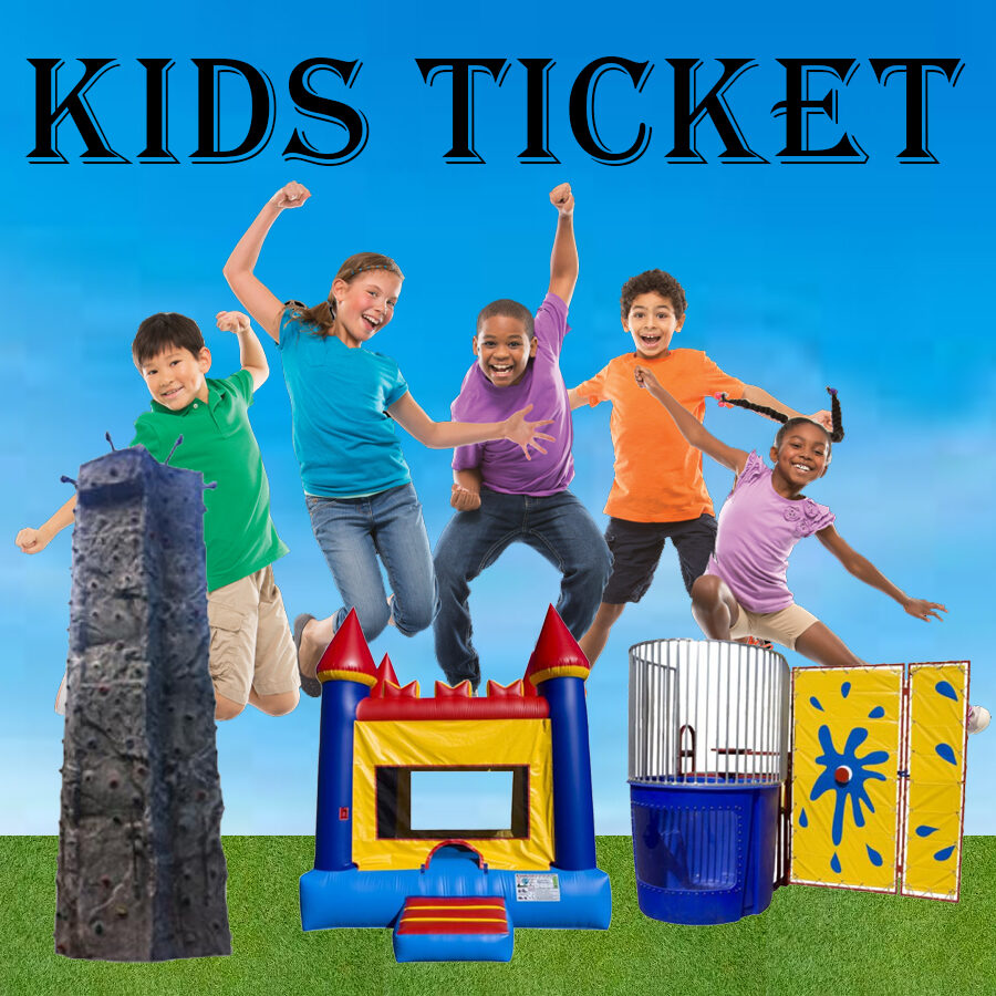 Kids Ticket